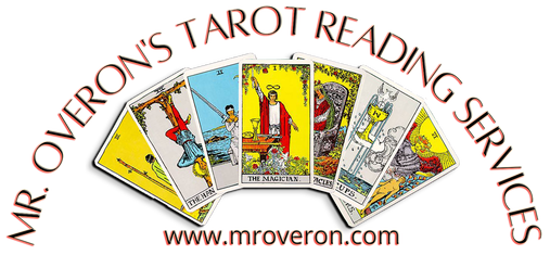 MR OVERON'S TAROT READING SERVICES